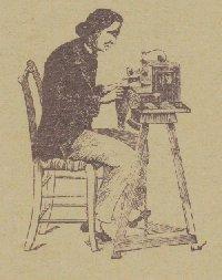 barthelemy thimonnier sewing machine